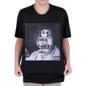 Camiseta Chronic Pablo Escobar Nº1