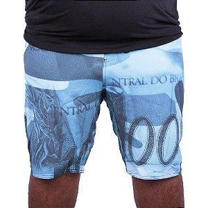 Bermuda Tactel Chronic Nota de 100 Big