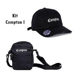 Kit Compton I Chronic - Boné + Shoulder Bag