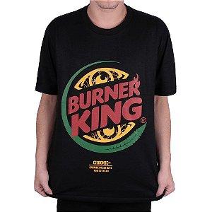 Camiseta Chronic Burner King