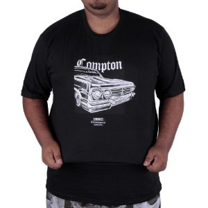 Camiseta Chronic Big Compton Carro