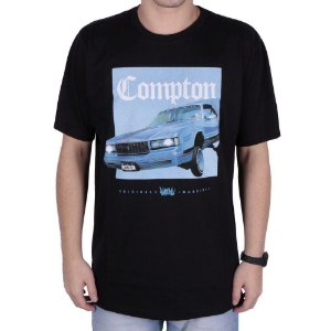 Camiseta Chronic Compton Carro