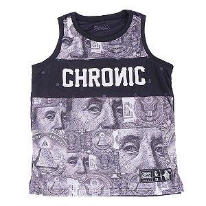 Regata Basket Chronic Cash Money Grana - Illuminati
