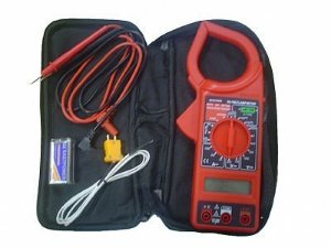 Alicate Amperimetro,termometro Cat 2 600 V Instrutherm