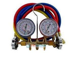 Manifold Para Ar Condicionado Split 22/407c/410a Inverter