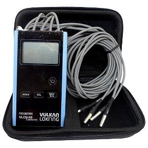 Termômetro Digital Portátil Com 5 Sensores Vulkan