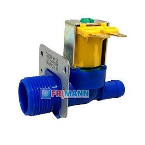 Válvula Solenoide Simples De Água 110 V Com suporte
