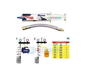 Tapa Fugas De Gás Refrigerante Brasweld 30 ML Com Aplicador