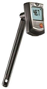 Termohigrometro - Instrumento de medição umidade TESTO