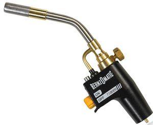Maçarico Portátil Bernzomatic TS 8000 + Refil De Gas