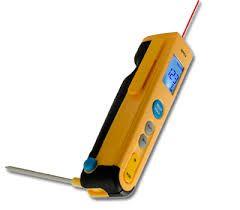 Termômetro Laser Digital E Espeto -30 A 500c Fieldpiece Spk3