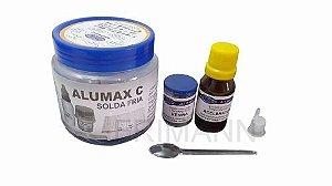 Solda Fria Para Evaporadores De Aluminio - Alumax C