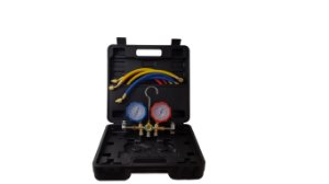 Manifold Para Ar Condicionado E Refrigeração R22 R404 R134