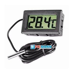 Termômetro Digital Para Uso em Aquário Freezer Chocadeira