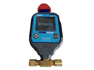 Vacuômetro Digital Vg 64 Vulkan Lokring New