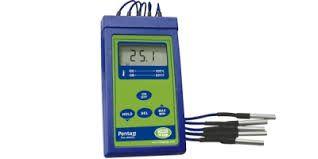 Termômetro Portatil Penta Ill Full Gauge Cinco Sensores