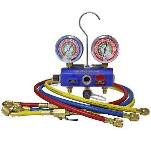 Manifold Ar Condicionado Refrigeração Mastercool  404/22/507/410 Inverter