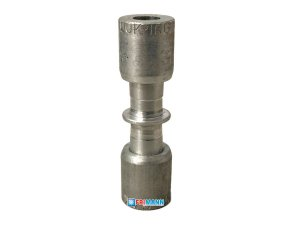 Junta União Vulkan Lokring De Aluminio Medidas 1/4 X 1/4