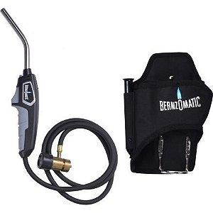 Maçarico Com Mangueira Para Refrigerção Bz8250ht Berzomatic