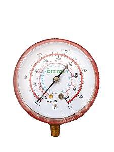 Manômetro Refrigeração Alta Pressão R410a