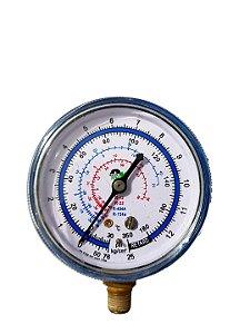 Manômetro Baixa Ecotools R134a R12 R404a R22