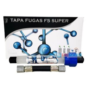Tapa Fugas F5 Super Químico De Refrigeração Ar Cond. 15 Ml