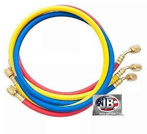 Conjunto Mangueira Jb CCL-60 1.50 cm (700 A 3000 Psi)