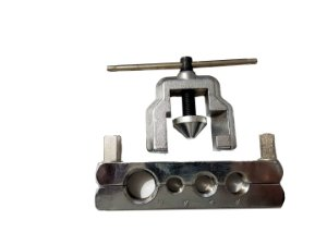 Flangeador 45°graus para tubos de maior diâmetro Refrigeração 3/4 - 5/8 -  7/8 - 1 1/8