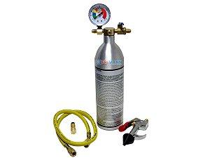 Garrafa Injetora 141b P/ Limpeza Ar Con Kit Flush Mastercool