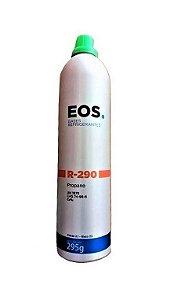 Gás Refrigerante R290 Propano Lata 295g Eos