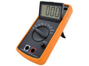 Capacímetro Digital Suryha , Refrigeração E Ar Condicionado