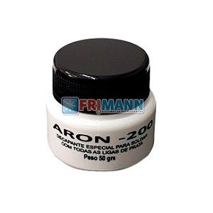 Fluxo Decapante Solda Foscoper e Prata Aron 200