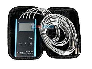 Termômetro Portátil Vulkan Vlch 5 S Cinco Sensores