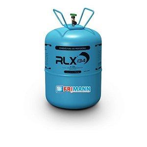 Gás R134a Geladeira Automóveis Refrigeração RLX