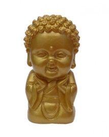 Buda baby dourado