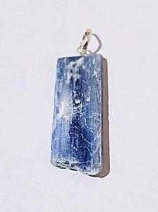 Pingente Cianita azul (Espada de São Miguel)