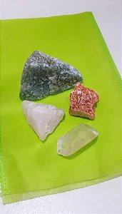 Conjunto Pedras Brutas