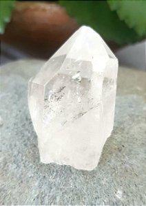 Ponta de Cristal natural