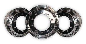 Roda de alumínio Alcoa 22,5  x 10 Furos