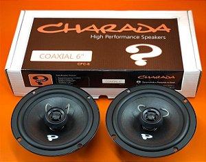 "Coaxial 6"" Especial CHARADA 300Watts/150WRMS"