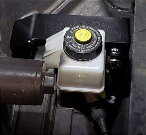 Dispositivo/Trava/Sistema Anti Furto do Servo da Embreagem SCANIA Automático (Opticruise)