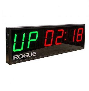 Relógio Rogue Echo Gym Timer com Controle Remoto