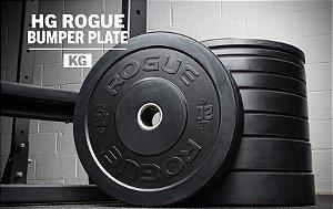Anilha Rogue HG Bumper 2.0 - 25KG