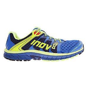 INOV-8 ROADCLAW 275 (Standard Fit) Masculino: Cores Azul/Amarelo
