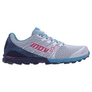 Tênis INOV-8 Ultra-Race - TRAILTALON 250 - Cores: Prata/Azul/Rosa