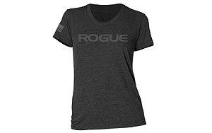 Rogue Basic Women's (Camiseta)  - Cor: Preto