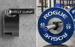 Presilha Barra Olimpica - Muscle Clamp - Par