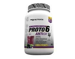 Nutrata Blend Proteínas - PROTO 6 ANTIOX - Açai