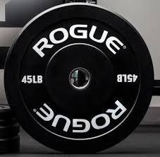 Anilha Rogue Borracha - Modelo Echo - Peso Lb - unidade