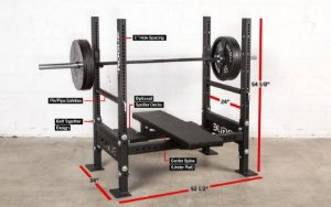 Rogue Westside Bench 2.0 (Plataforma Supino)